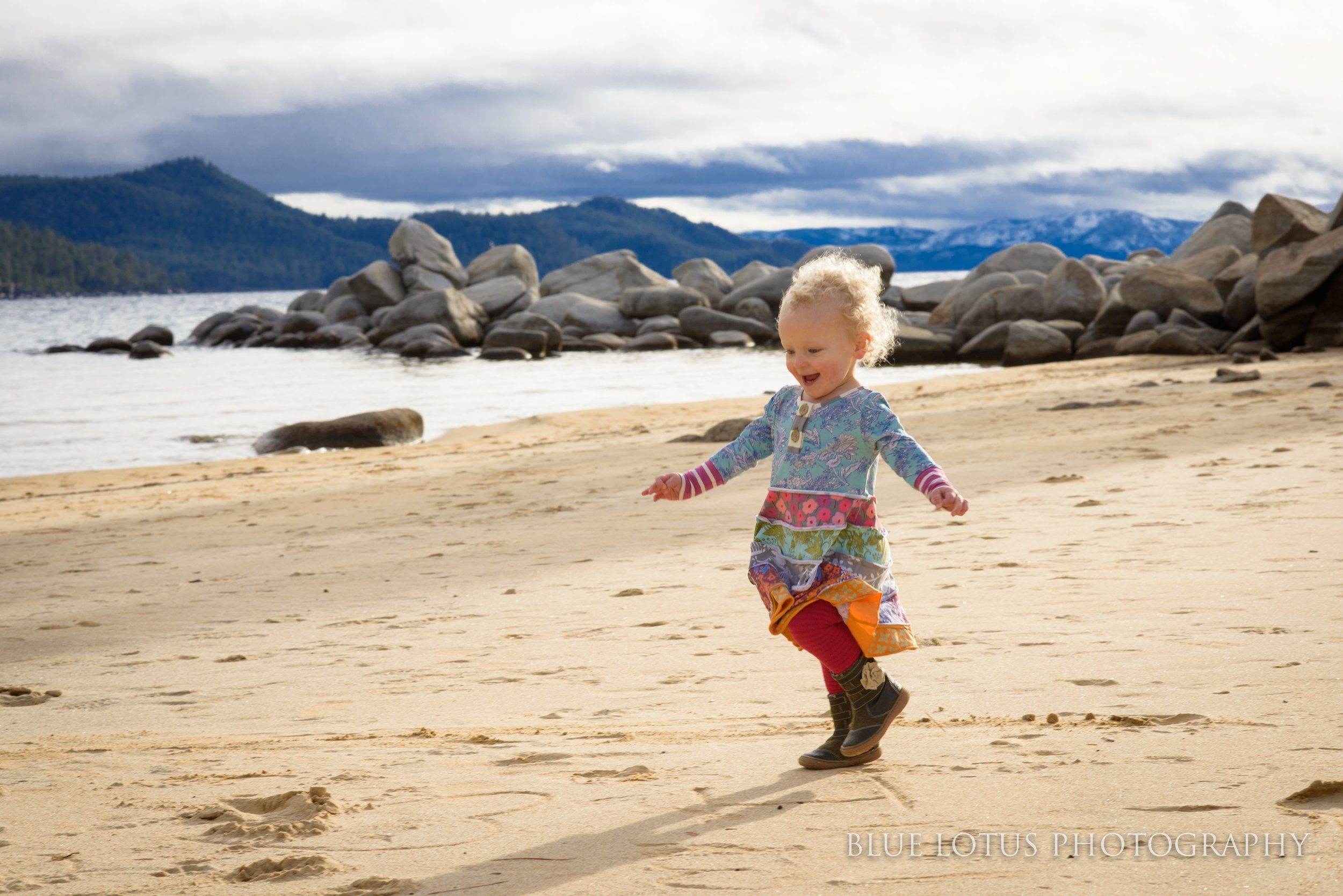Lake Tahoe Family and Child Photographers