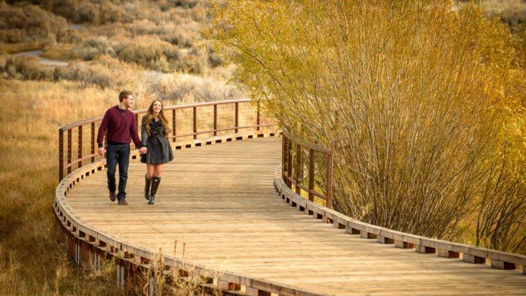 Lake Tahoe Engagement Photographers